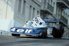 Patrick Depailler Tyrrell - Ford 1977