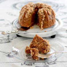 Lotus Biscoff Cookie Coffee Cake | Biscoff