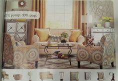 Pier 1 imports - living room inspiration