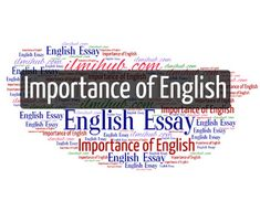 Essay on Importance of English in Modern Age