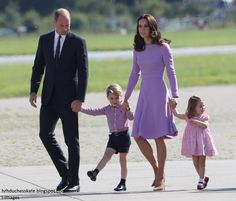 Duchess Kate: The Cambridges Conclude the Royal Tour in Hamburg!