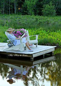Aiken House & Gardens: Garden Relaxation