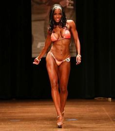 What the judges want and dont want at a npc bikini competition