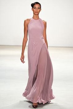 The complete Bibhu Mohapatra Spring 2016 Ready-to-Wear fashion show now on Vogue Runway. Bibhu Mohapatra, Look Fashion Mode, Fashion Wear, Couture Fashion, Fashion Show, Fashion Dresses, Fashion Spring, Fashion 2016, Fall Dresses, Elegant Dresses