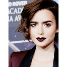 Our Hopes and Expectations ❤ liked on Polyvore featuring lily collins and pictures