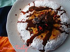 Yummy Cakes, Sweet Recipes, Acai Bowl, Sweets, Candy, Breakfast, Kai, Breads, Food