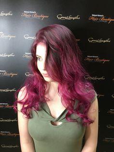 Perfect pretty purple #balayage #balayageombre #purple #purplehair #pink #pinkhair #pinkhairdontcare #wavyhair #wave #hair #hairstyles #haircolor #haircolour #colour #colourful #hairgoals #perfect #bossbabe #shinee #healthy #healthyhair #hairdo #longhair #longhairdontcare #peterborough