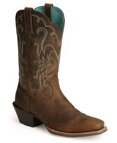 Ariat Legend riding boots