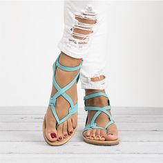 ~~~Perfect little sandals for summer. Try stitch fix today! Get looks just like these handpicked by your own personal stylist and delivered right to your doorstep. New to stitch fix? Just click the picture to get started! Stitch fix shoes. Stitch fix summer 2017 #affiliatelink