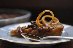 Jesienna tarta z miodem i z orzechami włoskimi. « Make Cooking Easier