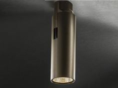 Ceiling wall-mounted adjustable light projector Semplice Collection by LUCIFERO'S