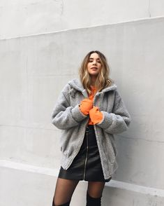 """12.1k Likes, 50 Comments - TheLineUp (@maya_nilsen) on Instagram: """"This is how ya'll gonna catch me outsideee, winter lookbook is up on the channel """""""