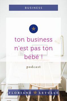 Ton projet, ton business, ton rêve … n'est pas ton bébé. Dans cet épisode, je t'explique pourquoi il est important de couper le cordon avec ton business / projet / rêve afin de … le mener à bien !!! Pas un petit peu … mais tout en haut, au sommet, pour toucher les étoiles !! #entrepreneur #fempreneur #entrepreneuse #entrepreneuriat Business, Bebe, Entrepreneurship, Store