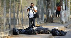 Seven dismembered bodies found in Mexico in latest horrific drug war violence. Mexican drugs war: Authorities found the dismembered bodies of seven men in the western city of Culiacan in the early hours of Tuesday.