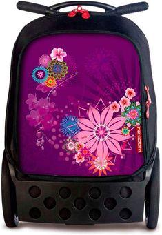 Mochila Trolley, Unisex, Tabata, Lunch Box, Backpacks, Bags, Backpack Brands, Big Wheel, Leotards
