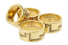 Tessa Packard London Nevada Rings