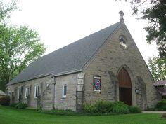 St. Andrew's Episcopal Church Greencastle, IN