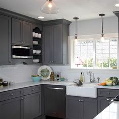 decorating kitchen cabinets 20 gorgeous kitchen cabinet color ideas for every type of 3114
