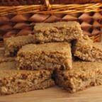 Oatmeal Blondies - Brown sugar, butter and cinnamon team up with quick ...