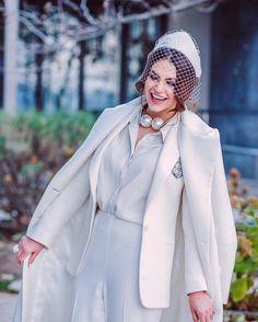 "1,537 aprecieri, 8 comentarii - CRISTINA SAVULESCU (@cristinasavulescu) pe Instagram: ""Tbt 2015. My Civil wedding. 📸: @andreearetinschi"""