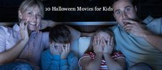 10 Halloween Movies for Kids