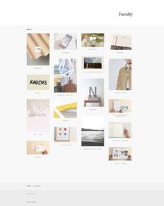 Minimalist Web Design 010