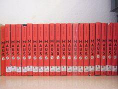 Els alumnes de 4t d'ESO llegiran MAUS a la matèria de Ciències Socials.