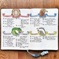 """179 Likes, 10 Comments - @hhbujo on Instagram: """"Last week's spread complete, to see it clean and my other weeklies tap #hhbujoweekly I think that…"""""""