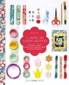 L'atelier de papier japonais - Adeline Klam