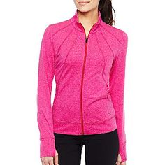 Xersion™ Seamed Jacket - jcpenney