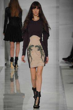 Antonio Berardi Fall 2014 Ready-to-Wear Collection Slideshow on Style.com