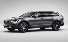 2018 Volvo V90 Cross Country - http://www.carmodels2017.com/2016/12/05/2018-volvo-v90-cross-country/