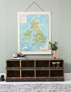 Scrapwood Shoe Rack  buy online now from Rose and Grey, eclectic home accessories and stylish furniture for vintage and modern living.
