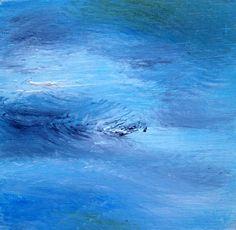 """""""J'étais fasciné par la multiplicité de l'espace à la surface de l'eau"""" Zao-Wou-Ki ..."""