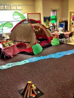 Camp Learn-A-Lot! be a fun school week...