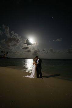 Perhaps a Full Moon Wedding!