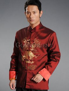 www.GoodOrient.com(Chinese product,Chinese style,Asian style,Chinese men jackets,Chinese clothing)