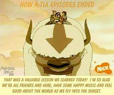 ATLA Ending