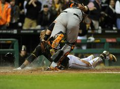 May 6, 2014 - Pirates 2, Giants 1 (Photo: Christopher Horner | Tribune-Review)
