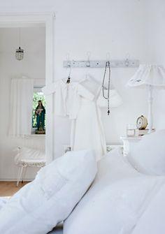 Christine Bauer - Fotografie - Interiors Romantic (idéia para utilizar partes da cabeceira antiga)