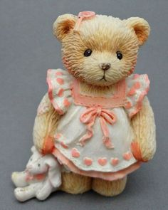 Cherished Teddies Young Daughter Figurine Child Of Kindness Enesco 624853  Box #Enesco