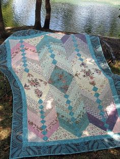 french braid quilt   Jelly Roll French Braid Quilt Pattern by PureJoyPatterns on Etsy