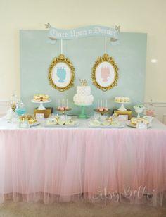Cinderella Boy Girl Party