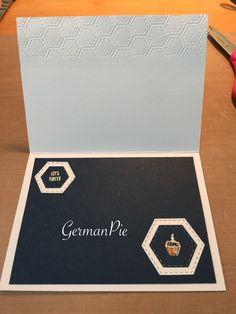 Geburtstagskarte, Blattmetall, prägen, stempeln, schneiden, Crafter's companion, Birthday card, die cutting, embossing, gilding flakes, stamping