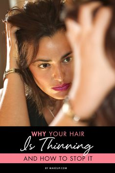Losing hair is an unpleasant part of life. While two or three hairs are nothing to stress about, losing clumps at a time can be a scary ordeal, especially when we have no idea why it's happening. We understand that hair is every girl's crowning glory and we want you to keep it lush and lovely, so we figured out why your hair is thinning and how to stop it!
