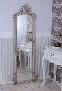 Altbau, Shabby Chic Flur, Häuschen Im Shabby Stil, Alte Spiegel, Halle,
