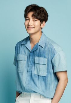 [CF] Ji Chang Wook is the new face of beauty brand 24 Miracle Ji Chang Wook Smile, Ji Chang Wook Healer, Ji Chan Wook, Lee Dong Wook Smile, Korean Star, Korean Men, Asian Men, Park Hae Jin, Park Seo Joon