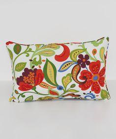 Another great find on #zulily! Wildwood Garden Throw Pillow #zulilyfinds