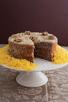 Bolo de nozes Cupcakes, Cupcake Cakes, Tea Cakes, Other Recipes, Sweet Recipes, Cheesecakes, Cooking Cake, Diy Cake, Fancy Cakes