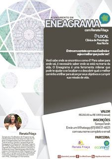 ALEGRIA DE VIVER E AMAR O QUE É BOM!!: CUIDADOS PESSOAIS...#13 - ENEAGRAMA